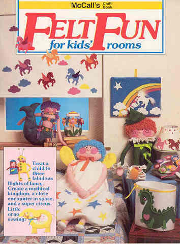 Felt Fun for Kids' Rooms