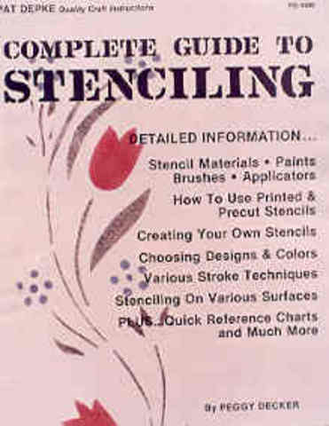 Complete Guide to Stencilling