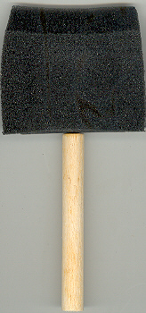 Foam Brush 75mm