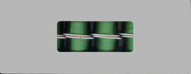 Beading Wire 28 gauge Green 21 metre roll