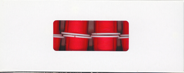 Beading Wire 28 gauge Red 21 metre roll