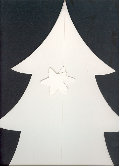 Xmas Tree & Star (large)