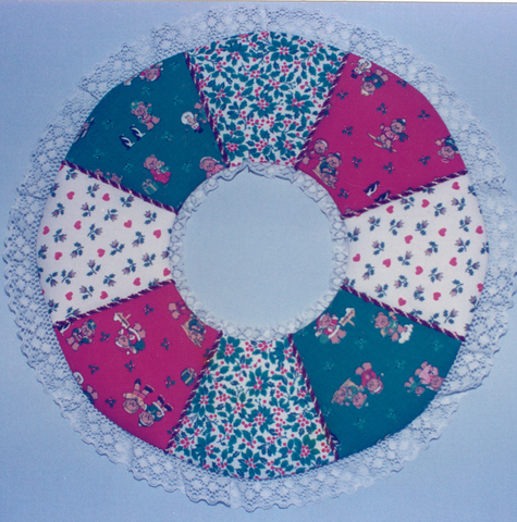 Segments for Wreath (8 pieces pkt)