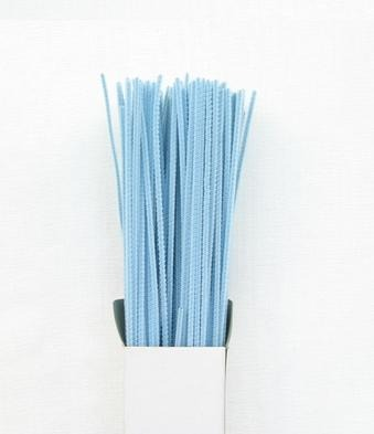 Chenille Sticks 3mm; Light Blue