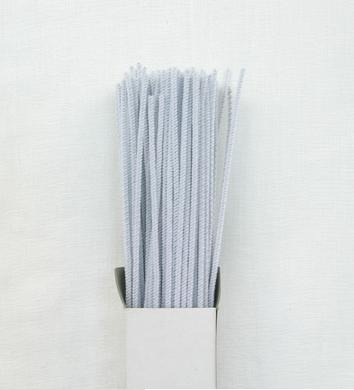 Chenille Sticks 3mm; White