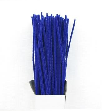 Chenille Sticks 3mm; Royal