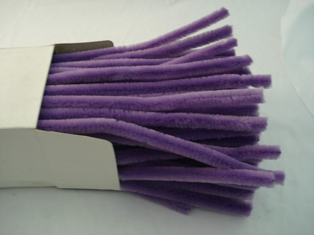 Chenille Sticks 12mm; Lilac