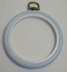 Flexi Hoop Round 3in; Light Blue 1p