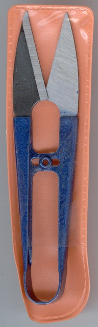Thread Snips Metal (Blue)