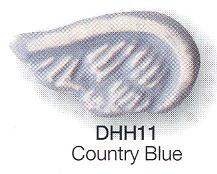 DecoArt Heavenly Hues 2oz Country Blue