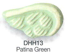 DecoArt Heavenly Hues 2oz Patina Green
