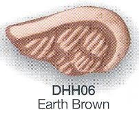 DecoArt Heavenly Hues 2oz Earth Brown