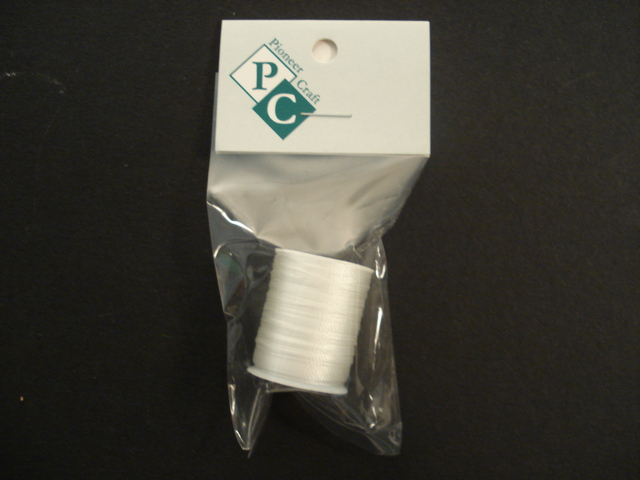 Nylon Beading Thread 3Ply Per Roll