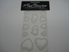 Paper Mould Hearts