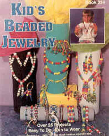 Kid's Beaded Jewellery