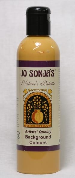 Jo Sonja Background Potting Shed 250ml Mustard Seed