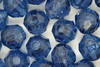 8mm Facet Transparent; Cosmic Blue 250g (approx 975p)