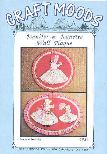 Jennifer & Jeanette Plaque