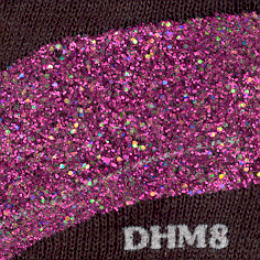 DecoArt Heavy Metals 2oz Flashy Fuschia