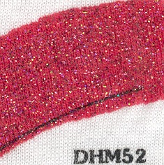 DecoArt Heavy Metals 2oz Tinsel Red