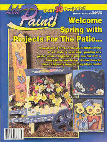 Let's Paint!: Volume 24
