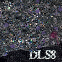 DecoArt Liquid Sequins 2oz Black Sequins