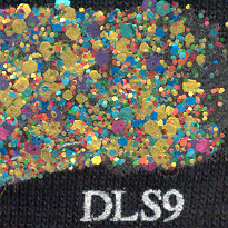 DecoArt Liquid Sequins 8oz Confetti