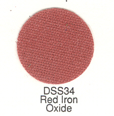 DecoArt So Soft Fabric Acrylics 1oz Red Iron Oxide