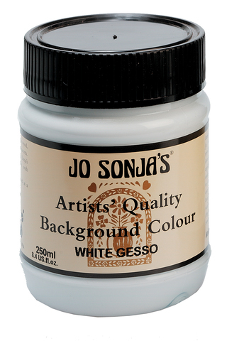 Jo Sonja Gesso White 250ml