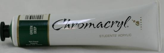 Chromacryl 75ml Green Deep