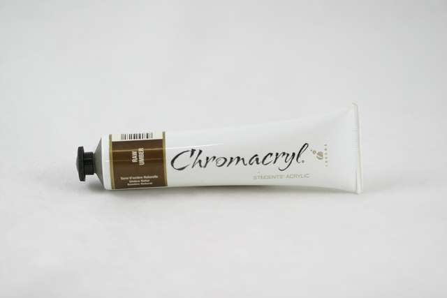 Chromacryl 75ml Raw Umber