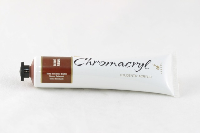 Chromacryl 75ml Burnt Sienna