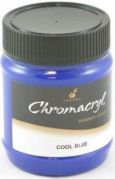 Chromacryl 250ml Cool Blue