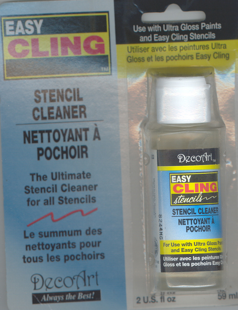 DecoArt Easy Blend Brush & Stencil Cleaner