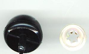 36mm Black Ball Nose 20p