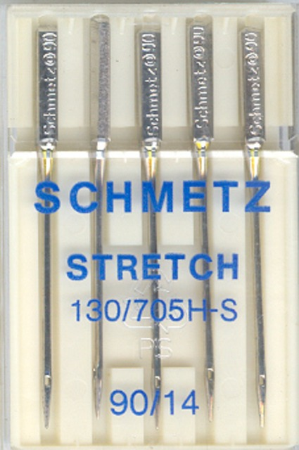 Schmetz Machine Stretch Size 90/14 (Pkt 5)