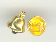 True Bells 8mm Gold 20p