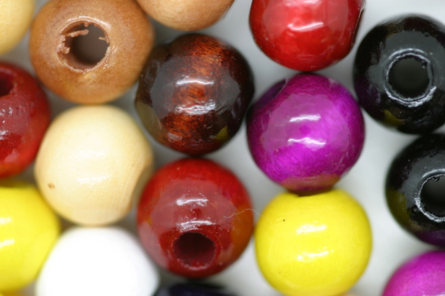 Wooden Beads : Buy from Craft com au Australia's Craft Superstore