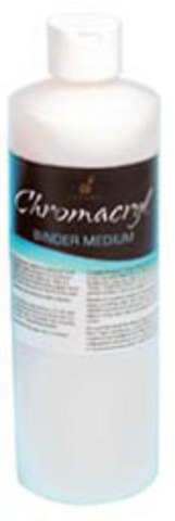 Chromacryl Binder Medium 500ml