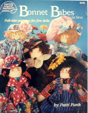 Bonnet Babes to Sew