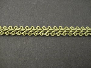 Gimp Braid Bronze, price per mt