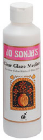 Jo Sonja Clear Glaze Medium 250ml