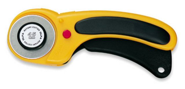 Ergonomic 45mm Cutter