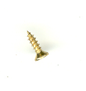 Brass Screw 8mm 100p