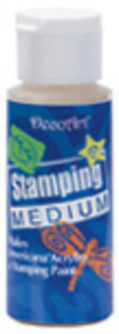 DecoArt Stamping Medium 2oz