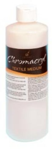 Chromacryl Textile Medium 500ml