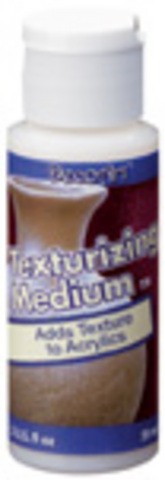 DecoArt Texturizing Medium 2oz