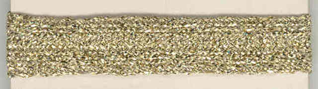 1785 13 Metallic Braid; price per mtr